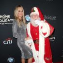 Molly Sims – The Grove Christmas Tree Lighting in Los Angeles - 454 x 665