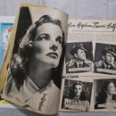 Katharine Hepburn - Movie Stars Magazine Pictorial [United States] (February 1943)