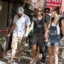 Leonardo DiCaprio & Toni Garrn Are Still Going Strong, Hold Hands in New York! (June 26)