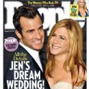 Jennifer Aniston and Justin Theroux - 454 x 606