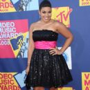 Jordin Sparks - 2008 MTV Video Music Awards - Arrivals, Los Angeles, September 7, 2010