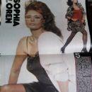 Sophia Loren - Ekran Magazine Pictorial [Poland] (2 March 1989) - 454 x 596