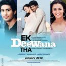 Ekk Deewana Tha New Posters and Wallpapers 2012 - 454 x 656