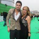 Anastacia and Dima Bilan