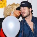 Amber Rose and Val Chmerkovskiy - 454 x 303