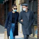 Katie Holmes and Emilio Vitolo – Out in New York