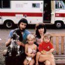 Pete, Emma, Karen and Aminta Townshend - 454 x 681