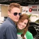 """The Cast of Fox's New Series """"Drive"""" Hands Out Free Gas Cards"""