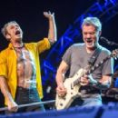 Van Halen live at PNC Music Pavilion in Charlotte, NC on September 11, 2015 - 454 x 310