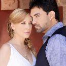 Edith González and Mauricio Islas