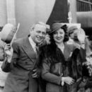 Jack Benny and Mary Livingstone