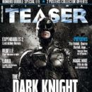 The Dark Knight Rises - Cinema Teaser Magazine Cover [France] (August 2012)