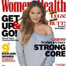 Chrissy Teigen for Women's Health Magazine (October 2018) - 454 x 617