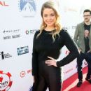 Sasha Pieterse – 9th Annual Variety Charity Poker and Casino Night in Hollywood - 454 x 721