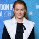 Emily Beecham – 'Little Joe' Premiere – 2019 BFI London Film Festival - 454 x 676