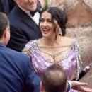 Salma Hayek – The 90th Annual Academy Awards in Los Angeles - 454 x 303