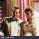 Tom Arnold and Sandra Bernhard