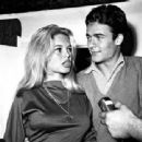 Brigitte Bardot and Jacques Charrier - 454 x 340
