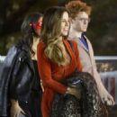 Kate Beckinsale – Arrives at Elton John's Concert in Inglewood