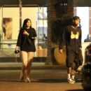 Kylie Jenner – Night out in Calabasas - 454 x 404