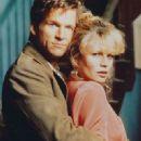 Jeff Bridges and Kim Basinger in Nadine (1987)
