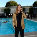 Jared Leto attends the 86th Academy Awards nominees luncheon at The Beverly Hilton Hotel on February 10, 2014 in Beverly Hills, California