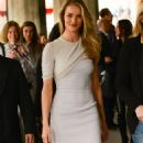 Rosie Huntington Whiteley Attends Vogue Festival In London