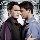 Gareth David-Lloyd and John Barrowman - 454 x 681