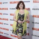 Sara Rue - Los Angeles Premiere Of 'Halloween II' At The Grauman's Chinese Theatre On August 24, 2009 In Hollywood, California