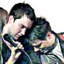 Gareth David-Lloyd and John Barrowman