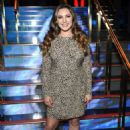Kelly Brook – Cineworld Leicester Square Relaunch Party in London - 454 x 680