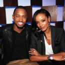 Selita Ebanks and Terrence Jenkins