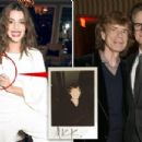 Sir Mick Jagger spent pre-Oscars party hosted by Colin Firth flirting with stunning Argentinian actress 44 years his junior - 454 x 303