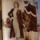 Maureen O'Sullivan - Movie Mirror Magazine Pictorial [United States] (August 1938) - 454 x 639