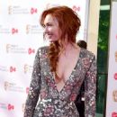 Eleanor Tomlinson – British Academy Television Awards 2017 in London May 14, 2017 - 454 x 682