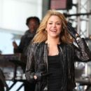 Shakira Performs Live At Today Show In New York