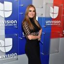 Galilea Montijo - Univision's 2016 Upfront Red Carpet - 390 x 600