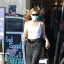 Leslie Mann – Seen out in Malibu