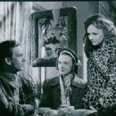 Alf Kjellin as Martin Grande, Anita Björk as Frida Grande and Gunn Wållgren - 454 x 328