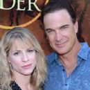 Patrick Warburton and Cathy Jennings - 421 x 594