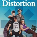 Flea, Josh Klinghoffer, Chad Smith, Anthony Kiedis - Distortion Magazine Cover [Russia] (December 2014)