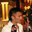 Nicholas Tse on the press - 399 x 393