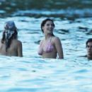 Kelly Brook - On The Beach In Barbados - June 26, 2010
