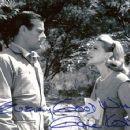Warren Stevens & Gail Kobe - 454 x 356