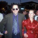 Lena Gieseke and Tim Burton