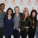 Isaiah Mustafa and Kathy Griffin