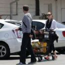 Amy Adams-May 29, 2015-Amy Adams and Darren Le Gallo Go Shopping - 454 x 328