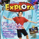 Vinícius de Oliveira, Toy Story 2 - Disney Explora Magazine Cover [Brazil] (15 January 2000)