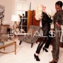 Sessilee Lopez & Caroline Winberg for H by Halston