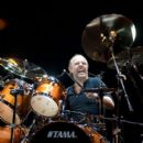 Lars Ulrich of Metallica performs live in concert at the Wachovia Center on January 17, 2009 in Philadelphia, Pennsylvania